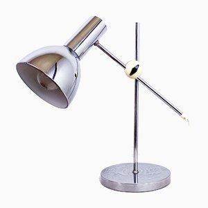 Lámpara de escritorio de Fischer Leuchten, años 70