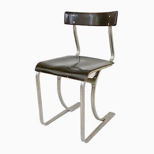Modell WB 301 Stuhl von Marcel Breuer für Wohnbedarf, 1930er