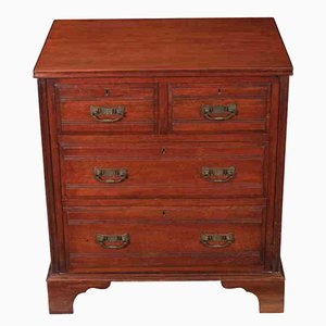Small Mahogany Chest of Drawers, 1900s