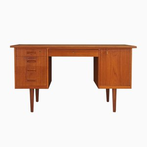 Vintage Teak Writing Desk