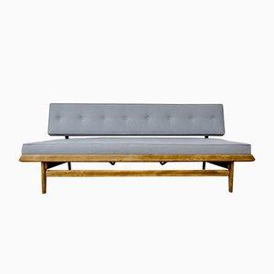 Sofá cama de Karl Erik Ekselius para JOC Vetlanda, años 60