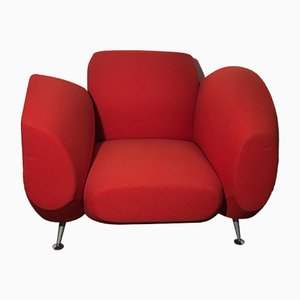 Hotel 21 Armchair by Javier Mariscal for Moroso, 2004