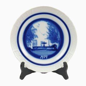 Piatti vintage in porcellana di Richard Ginori, anni '70, set di 2