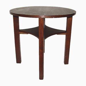 Table d'Appoint Style Art Déco, 1940s