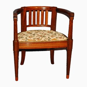 Art Deco Child's Rosewood Armchair, 1920s