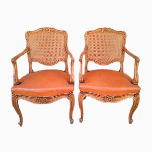 Fauteuils Liberty Vintage, 1930s, Set de 2