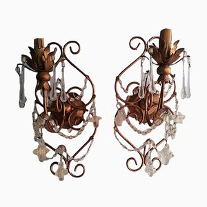 Antique Wall Lamps, 1900s