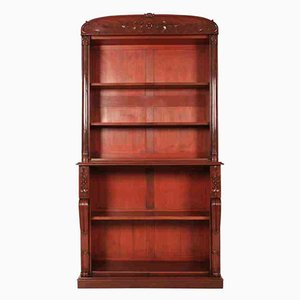 Large Library Open Bookcase, 1820s