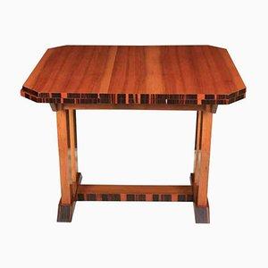 Ausziehbarer Art Deco Tisch