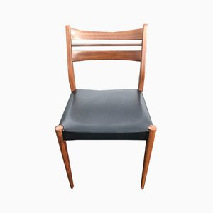Chaises Vintage Scandinaves, Set de 10