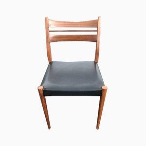 Skandinavische Vintage Stühle, 10er Set