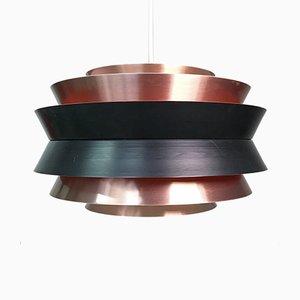 Lámpara de techo Trava Mid-Century de Carl Thore para Granhaga Metalindustri, años 60