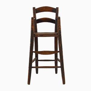 Chaise pour Bébé Antique