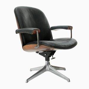 Chaise de Bureau par Giuseppe Zammerini pour MIM, 1960s