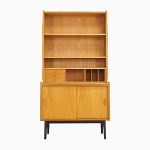 Vintage Danish Ash Bookcase