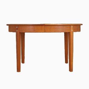 Vintage Danish Teak Table, 1970s