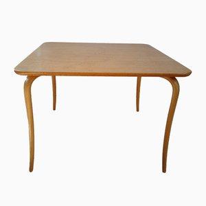 Tavolino Annika in betulla di Bruno Mathsson per Firma Karl Mathsson, 1961