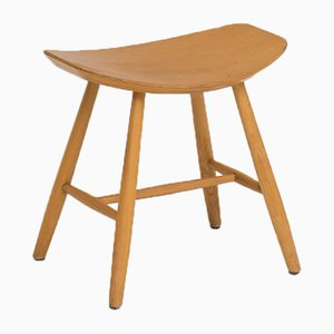 Mid-Century Model J63 Stool by Ejvind A. Johansson for FDB Møbler