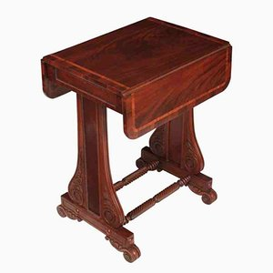 Antique Regency Mahogany Pembroke Table