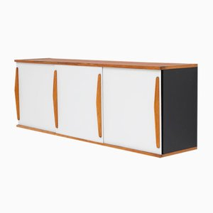 Wall-Mounted Cabinet by Willy van der Meeren for Tubax, 1950s