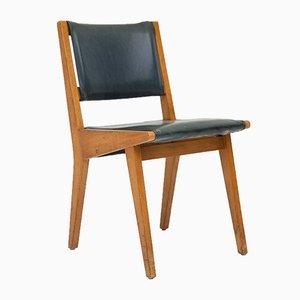 Sedie nr. 666 Knoll di Jens Risom per De Coene, anni '50, set di 4