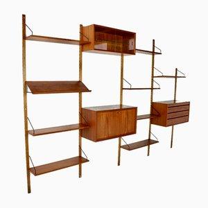 Libreria Royal System di Poul Cadovius per Cado, anni '60