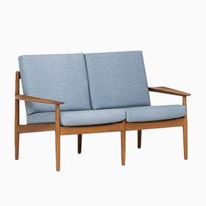 2-Sitzer Sofa von Arne Vodder für Glostrup, 1960er