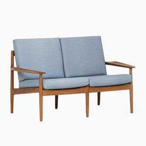 Two-Seater Sofa by Arne Vodder for Glostrup, 1960s