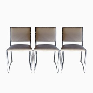 Esszimmerstühle von Marcello Cuneo, 1960er, 3er Set