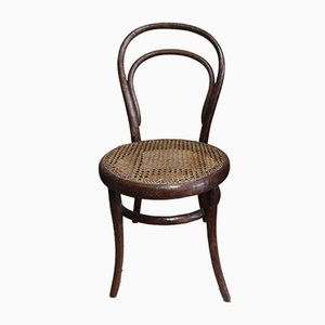 Low Antique No. 14 Chair from Thonet
