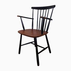 Dänischer Vintage Beistellstuhl von Farstrup Møbler