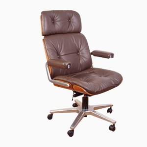 Executive Office Chair by Karl Dittert for Martin Stoll, 1980s