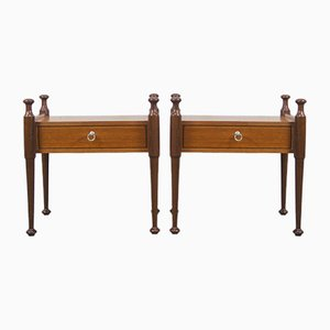 Tables de Chevet de Gautier, 1950s, Set de 2