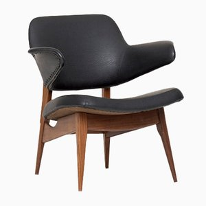 Easy Chair by Louis van Teeffelen for Wébé, 1960s