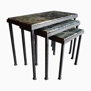 Tables Gigognes Art Déco