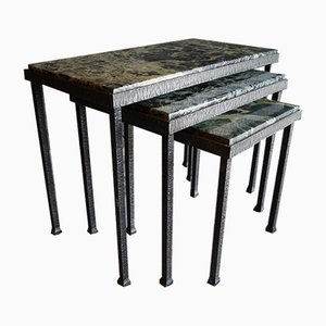 Tavolini ad incastro Art Déco