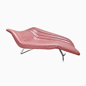Soloform 5008 Chaise Longue by Hans Hartl for Eugen Schmidt, 1960s