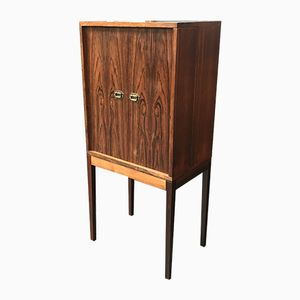 Vintage Rosewood Cabinet by Henning Korch for Silkeborg