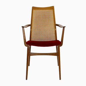 Armchair from Thonet, 1950s