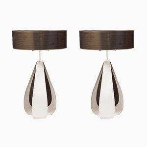 Lámparas de pie Superba de Italamp Studio. Juego de 2