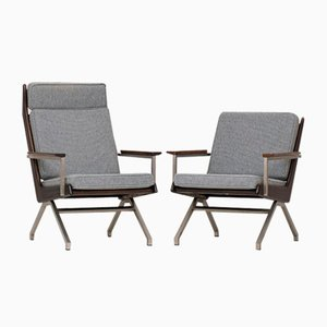 Easy Chairs by Rob Parry for De Ster Gelderland, 1960s, Set of 2