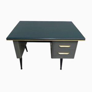 Vintage Schreibtisch aus Stahl von TDS Sclessin