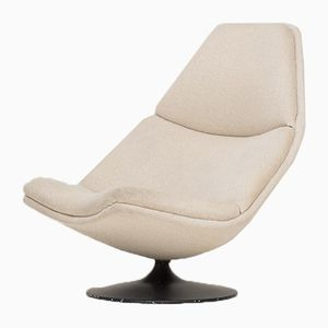 Model F510 Lounge Chair by Geoffrey Harcourt for Artifort, 1960s