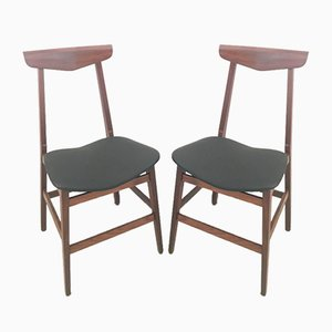 Danish Chairs, 1950s, Set of 2