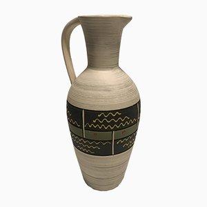 Vintage Vase in Kannen-Optik von Bay Keramik