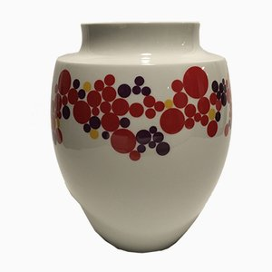 Vintage Vase by Sundermann for Fürstenberg, 1970s