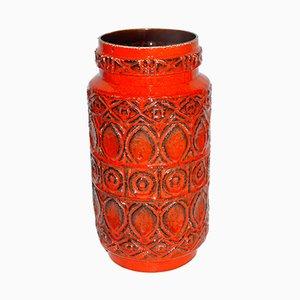 Floor Vase by Bodo Mans for Bay Keramik, 1970s