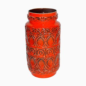 Vase de Plancher par Bodo Mans pour Bay Keramik, 1970s