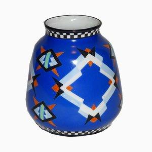 Art Deco Vase from Reinhold Schlegelmilch Porzellanfabriken, 1930s
