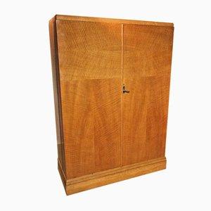 Art Deco Oak Wardrobe from Compactom, 1920s